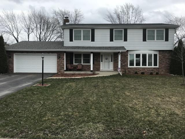 12811 S Sycamore Lane, Palos Heights, IL 60463 (MLS #10338099) :: Century 21 Affiliated