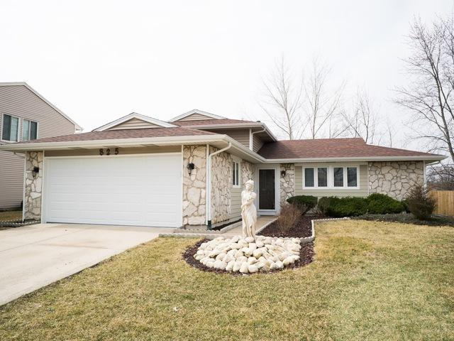 825 Mensching Road, Roselle, IL 60172 (MLS #10338154) :: Janet Jurich Realty Group