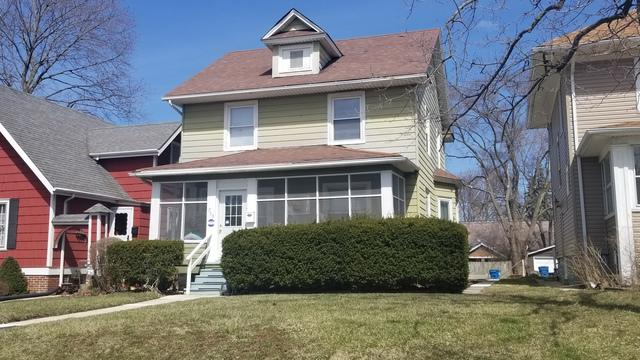 259 W 16th Place, Chicago Heights, IL 60411 (MLS #10338160) :: Century 21 Affiliated