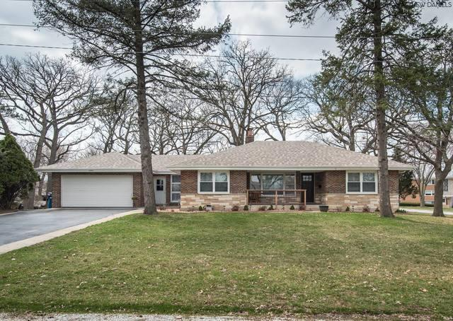 10902 S New England Avenue, Worth, IL 60482 (MLS #10338240) :: Domain Realty