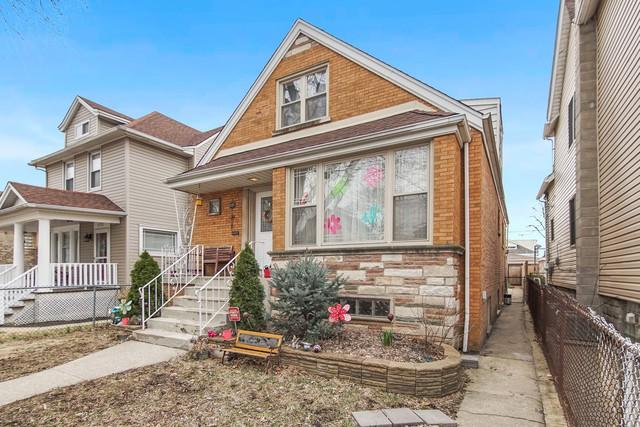 3727 W 64TH Place, Chicago, IL 60629 (MLS #10339188) :: Century 21 Affiliated
