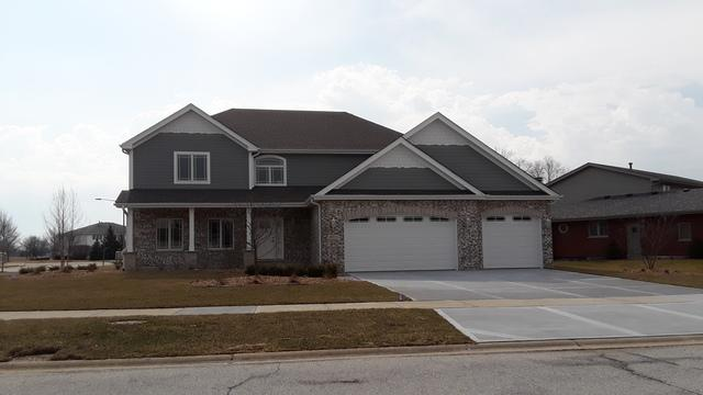 10711 Crystal Creek Drive, Mokena, IL 60448 (MLS #10339303) :: BNRealty