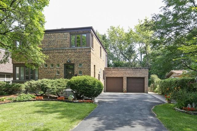 2128 Cummings Lane, Flossmoor, IL 60422 (MLS #10339398) :: Helen Oliveri Real Estate