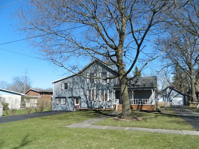 220 N Oak Street, Hinckley, IL 60520 (MLS #10339546) :: Domain Realty