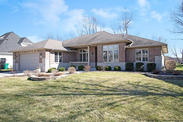 26645 Allison Drive, Channahon, IL 60410 (MLS #10339550) :: Janet Jurich Realty Group