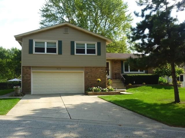 615 Chestnut Court, Algonquin, IL 60102 (MLS #10339679) :: Helen Oliveri Real Estate