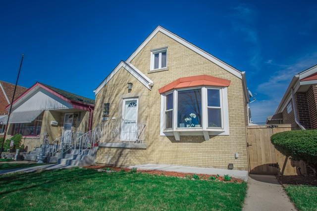 6837 S Kenneth Avenue, Chicago, IL 60629 (MLS #10339730) :: Century 21 Affiliated