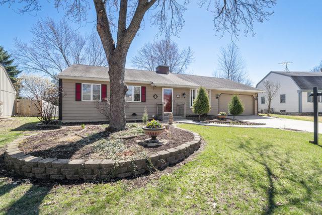 16 Sedgwick Road, Oswego, IL 60543 (MLS #10339741) :: Century 21 Affiliated