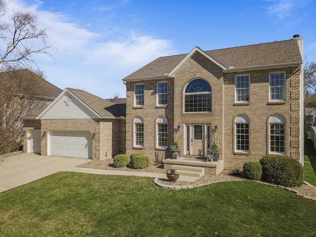 2609 Park Ridge Road, Bloomington, IL 61704 (MLS #10339875) :: Janet Jurich Realty Group