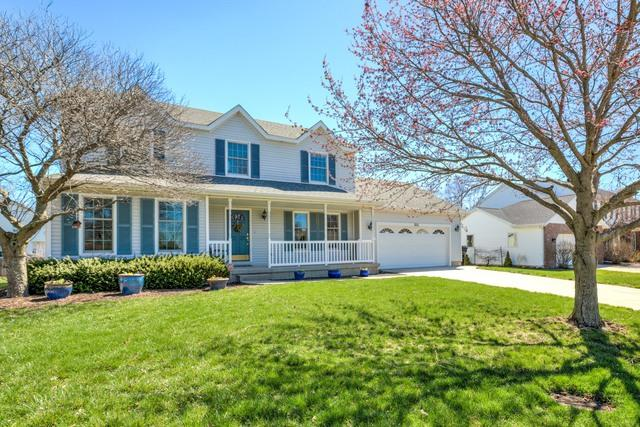 308 Kelly Drive, Normal, IL 61761 (MLS #10339897) :: Janet Jurich Realty Group
