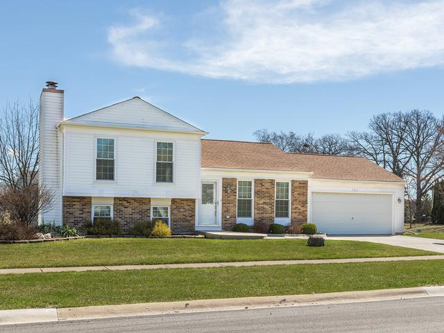 721 Hemlock Lane, Carol Stream, IL 60188 (MLS #10339926) :: Helen Oliveri Real Estate