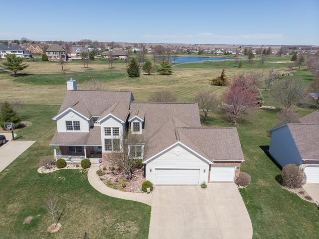 504 Whispering Pines Cc Lane, Normal, IL 61761 (MLS #10339930) :: Janet Jurich Realty Group