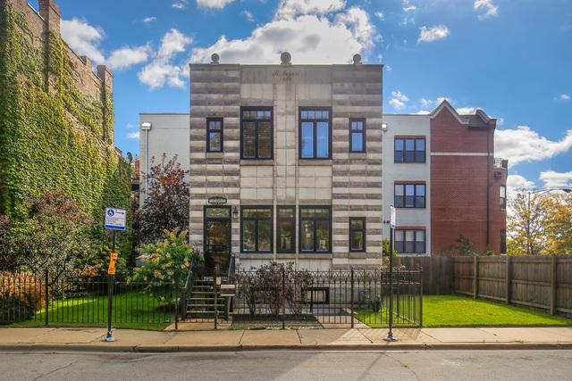1207 E 44th Place, Chicago, IL 60653 (MLS #10340444) :: Domain Realty