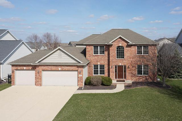 1704 Wintergreen Parkway, Normal, IL 61761 (MLS #10340483) :: Berkshire Hathaway HomeServices Snyder Real Estate
