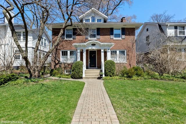 2811 Hartzell Street, Evanston, IL 60201 (MLS #10340559) :: Leigh Marcus | @properties