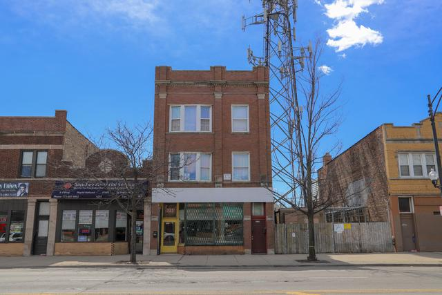 4237 Fullerton Avenue, Chicago, IL 60639 (MLS #10340656) :: Domain Realty