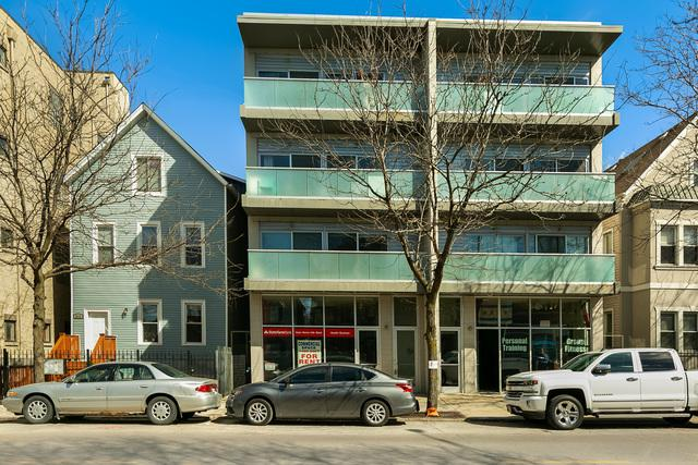 2624 W Armitage Avenue 4A, Chicago, IL 60647 (MLS #10340698) :: The Perotti Group | Compass Real Estate