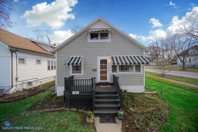 18465 Klimm Avenue, Homewood, IL 60430 (MLS #10340704) :: The Wexler Group at Keller Williams Preferred Realty