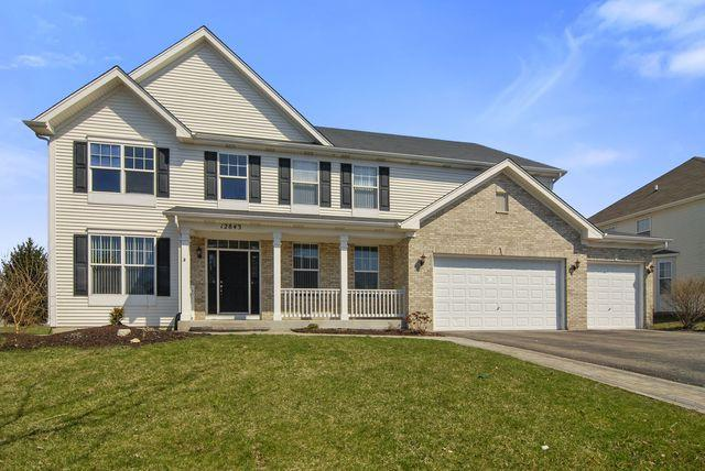 12843 Grande Poplar Circle, Plainfield, IL 60585 (MLS #10340732) :: Helen Oliveri Real Estate