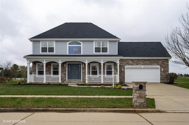 2405 Stricker Lane, Urbana, IL 61802 (MLS #10340827) :: Domain Realty