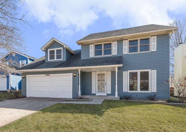 548 Beaconsfield Avenue, Naperville, IL 60565 (MLS #10340873) :: Century 21 Affiliated
