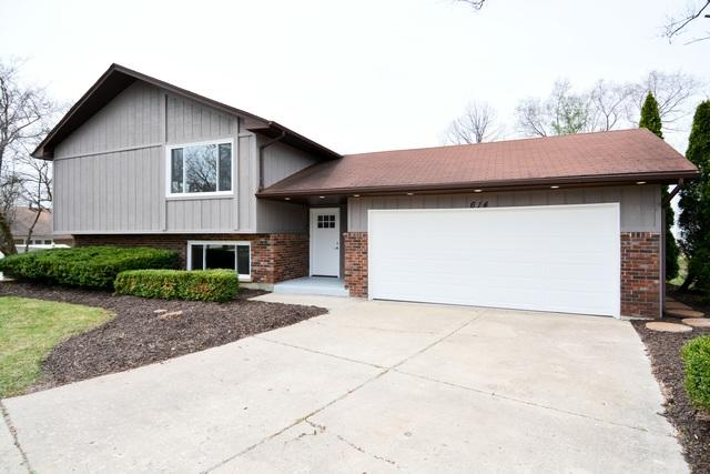614 Old Forge Court, University Park, IL 60484 (MLS #10340874) :: Janet Jurich Realty Group