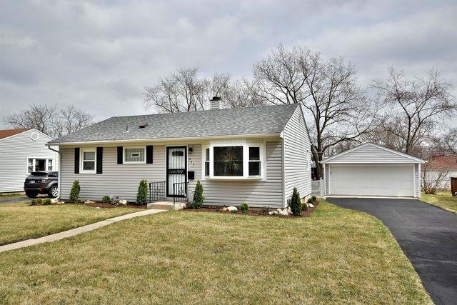 437 Grace Street, Bensenville, IL 60106 (MLS #10341062) :: Domain Realty