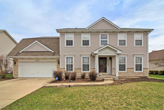 1015 Northside Drive, Shorewood, IL 60404 (MLS #10341071) :: Touchstone Group