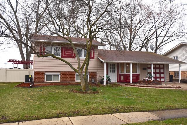 485 Aberdeen Street, Hoffman Estates, IL 60169 (MLS #10341095) :: Domain Realty