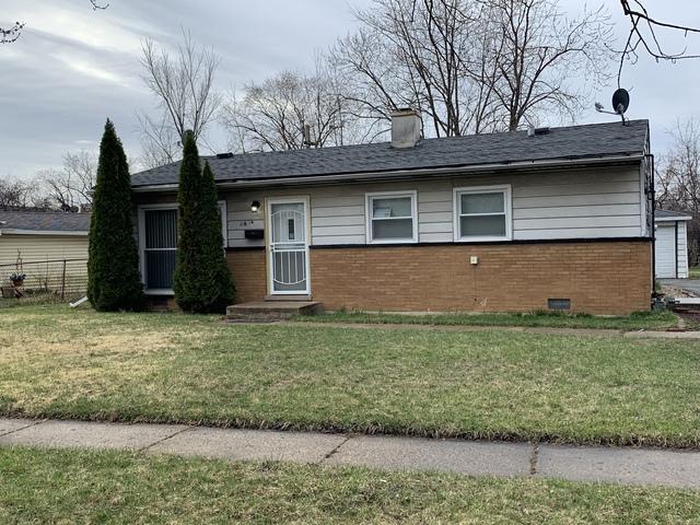 16624 Oxford Drive, Markham, IL 60428 (MLS #10341232) :: Helen Oliveri Real Estate