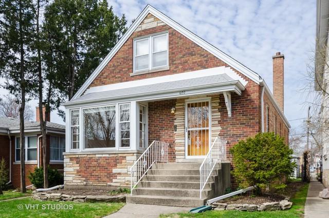 6132 N Karlov Avenue, Chicago, IL 60646 (MLS #10341237) :: Domain Realty
