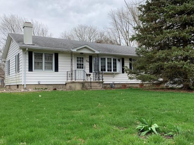 404 N 3rd Street, Fisher, IL 61843 (MLS #10341298) :: Janet Jurich Realty Group