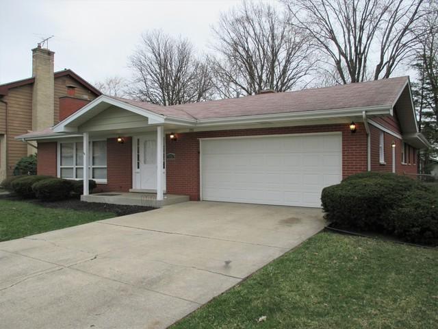 755 Ash Street, Flossmoor, IL 60422 (MLS #10341446) :: Helen Oliveri Real Estate