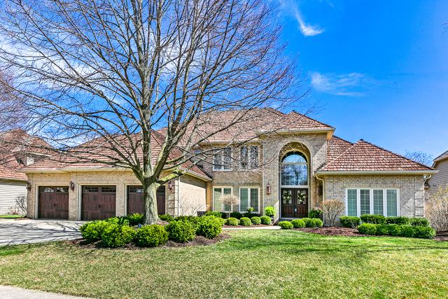 1480 White Eagle Drive, Naperville, IL 60564 (MLS #10341654) :: Janet Jurich Realty Group