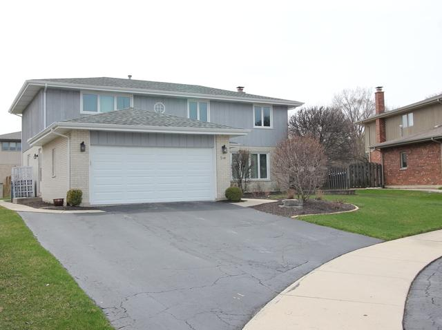 5141 132nd Court, Crestwood, IL 60418 (MLS #10341655) :: Domain Realty