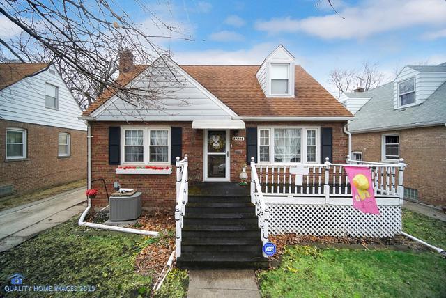 17806 Exchange Avenue, Lansing, IL 60438 (MLS #10341685) :: Helen Oliveri Real Estate