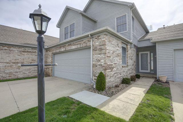 1404 Quail Run Drive #0, Savoy, IL 61874 (MLS #10341726) :: Ryan Dallas Real Estate