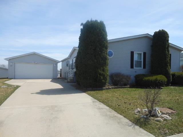 65 Crocus Lane, Matteson, IL 60443 (MLS #10341864) :: Helen Oliveri Real Estate