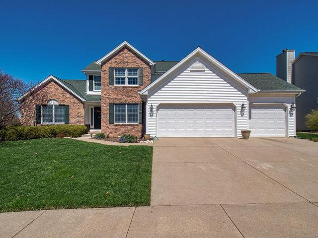 3306 Peppertree Lane, Bloomington, IL 61704 (MLS #10341887) :: Berkshire Hathaway HomeServices Snyder Real Estate