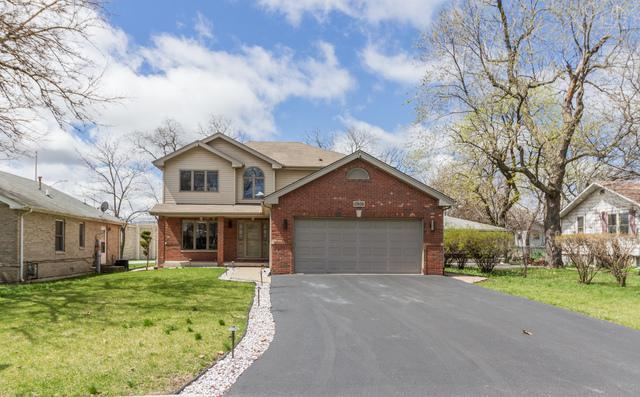 17070 Orchard Ridge Avenue, Hazel Crest, IL 60429 (MLS #10341892) :: Helen Oliveri Real Estate