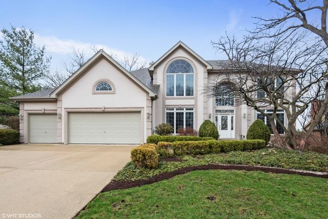 2508 Pebble Creek Drive, Lisle, IL 60532 (MLS #10341954) :: Domain Realty