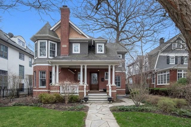 905 Greenleaf Avenue, Wilmette, IL 60091 (MLS #10342037) :: Leigh Marcus | @properties