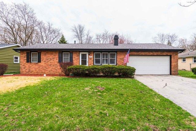 1211 Townley Drive, Bloomington, IL 61704 (MLS #10342074) :: Domain Realty