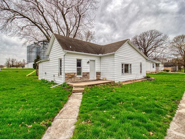 101 W Lincoln Drive, COOKSVILLE, IL 61730 (MLS #10342083) :: Berkshire Hathaway HomeServices Snyder Real Estate