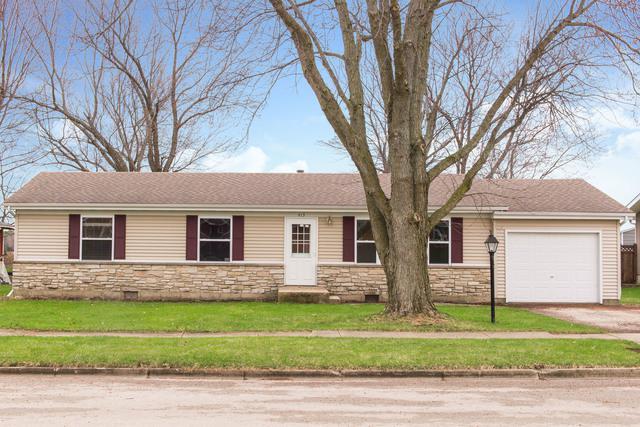 413 W Cherokee Avenue, Shabbona, IL 60550 (MLS #10342107) :: Domain Realty