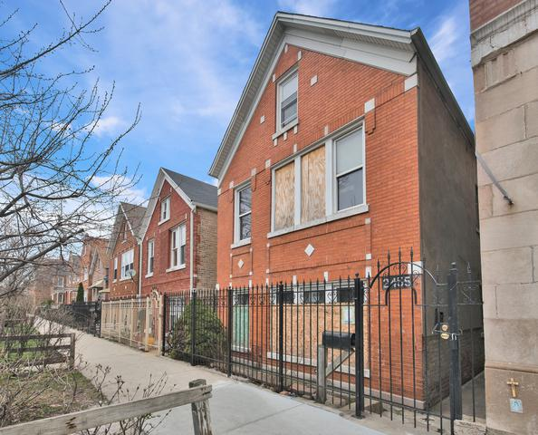 2455 S Whipple Street, Chicago, IL 60623 (MLS #10342269) :: Domain Realty