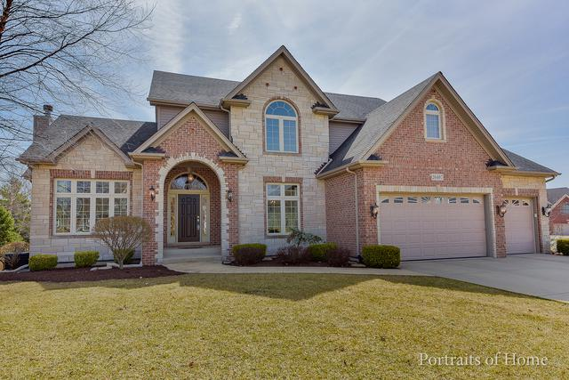 26407 Silverleaf Drive, Plainfield, IL 60585 (MLS #10342352) :: Helen Oliveri Real Estate