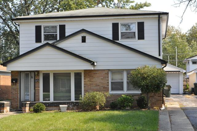 11721 S Meadow Lane Drive, Merrionette Park, IL 60803 (MLS #10342387) :: Century 21 Affiliated