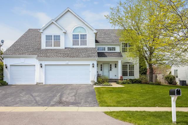 1142 Vista Drive, Gurnee, IL 60031 (MLS #10342397) :: Century 21 Affiliated