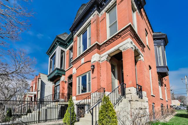 3661 S Giles Avenue, Chicago, IL 60653 (MLS #10342446) :: Domain Realty